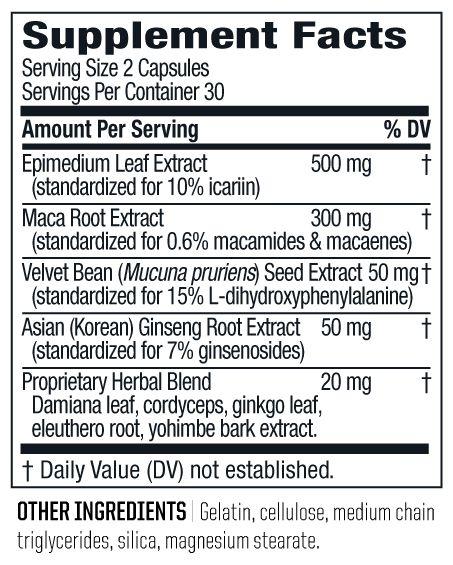 Thực phẩm chức năng HORNY GOAT WEED (USA)